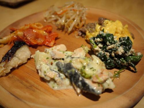 はーべすと モザイクダイニング(京都・食べ放題)~人気の自然食バイキング