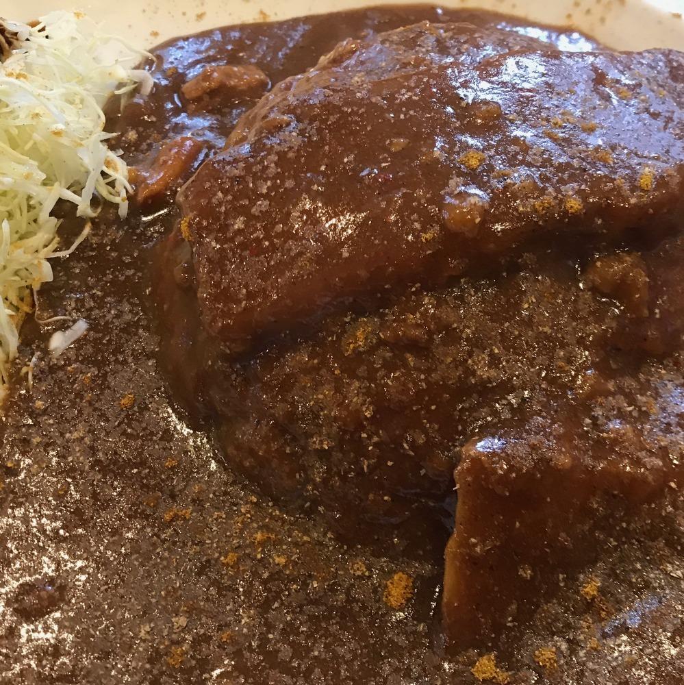肉カレー千葉屋